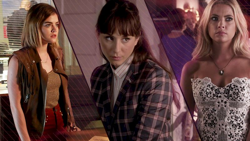Pretty Little Liars - 3 Times We All Had PLL Wardrobe Envy In Episode 18! - Thumb
