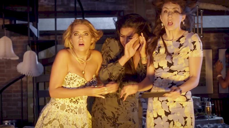 Pretty Little Liars - [QUIZ] How Are You Most Likely To Be Killed In Rosewood?  - Thumb