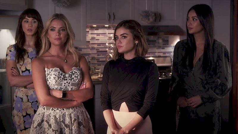 Pretty Little Liars - Only ONE More Day Until The Season Six Finale Of PLL! - Thumb