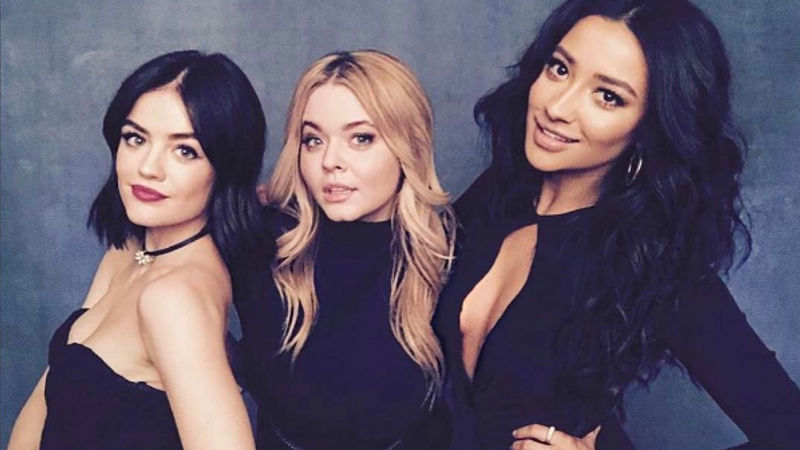 Pretty Little Liars - 11 Exciting Things We Learned From The PLL Panel At The TCAs!  - Thumb