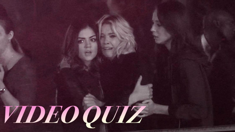 Pretty Little Liars - Are You The Ultimate Fan? This Video Quiz Might Have You Stumped! - Thumb
