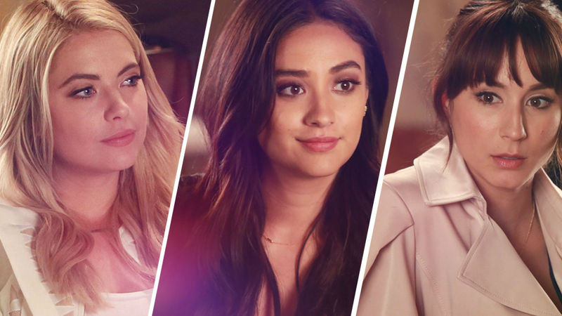 "Pretty Little Liars - The Hardest Game Of ""Which PLL Character Must Go"" Ever!   - Thumb"