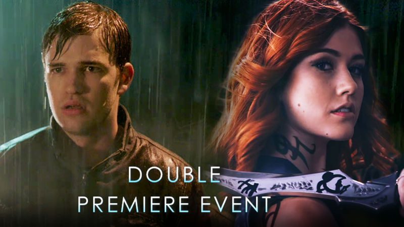 Beyond - Combine The Premiere Of Beyond With The New Season Of Shadowhunters!  - Thumb