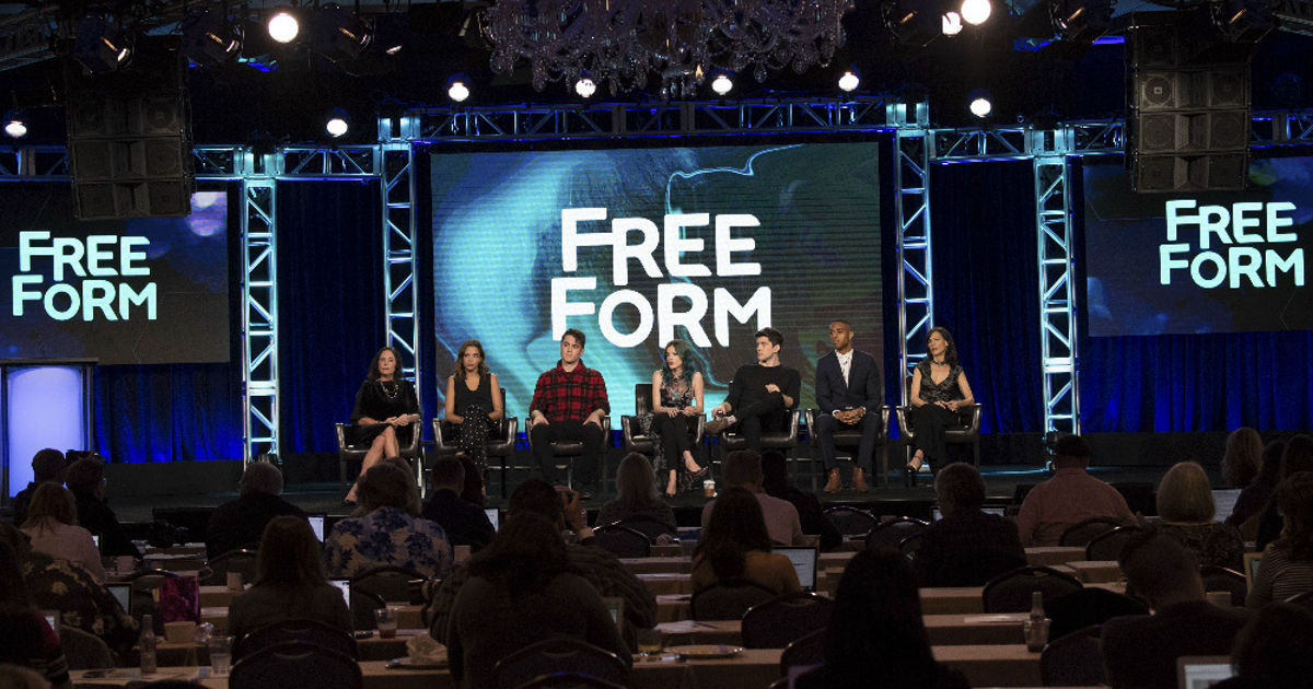 Famous in Love - Catch Up With Everything That Went Down On The FIL Cast's TCA Panel! - 1008
