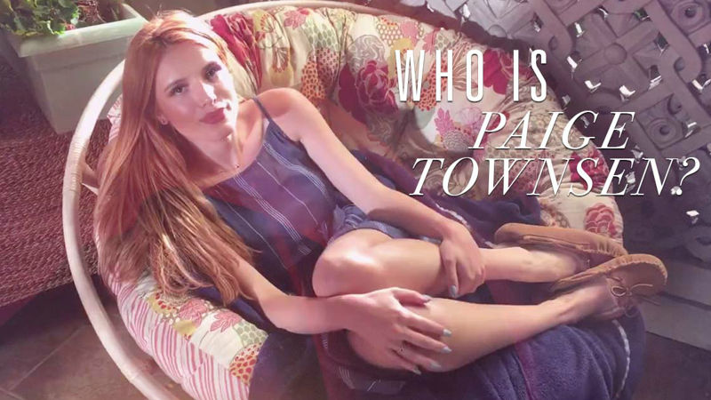 Famous in Love - Watch This Clip Of Bella Thorne Discussing Her Character, Paige Townsen! - Thumb