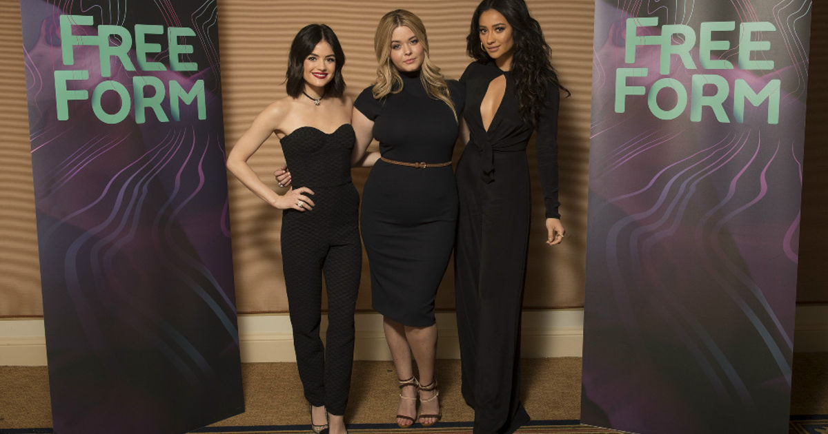 Pretty Little Liars - 11 Exciting Things We Learned From The PLL Panel At The TCAs!  - 1001