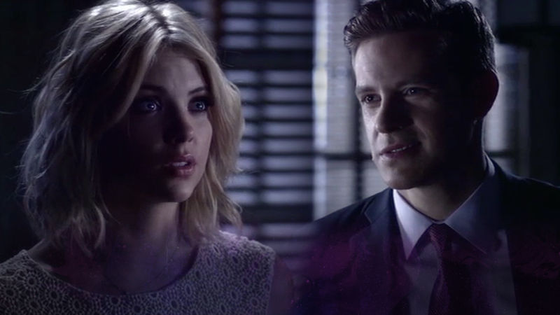 Pretty Little Liars - This Scene From Episode 53 Will Remind You Just How Awful Wilden Was!  - Thumb