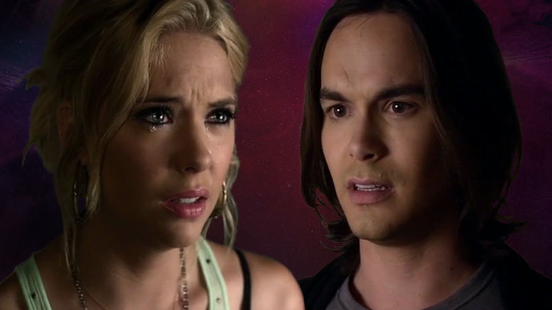 Pretty Little Liars - Can You Handle Rewatching Haleb's Emotional Breakup From Season 3? - Thumb