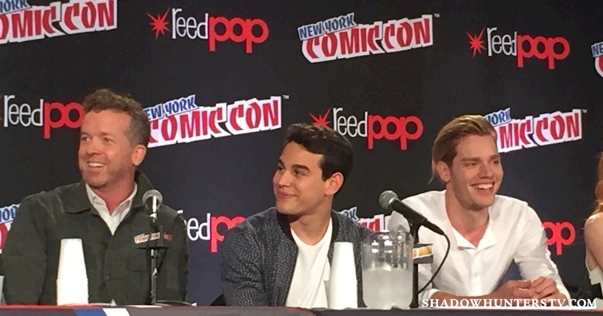 Shadowhunters - Shadowhunters Q&A At New York Comic Con - 1947