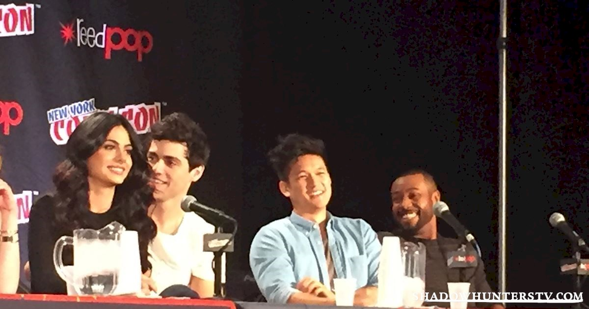 Shadowhunters - Shadowhunters Q&A At New York Comic Con - 1949