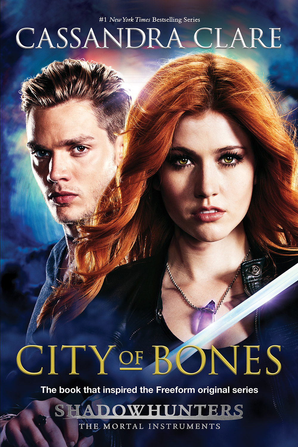 Shadowhunters - [EXCLUSIVE REVEAL] Brand New City of Bones Book Cover! - 1003