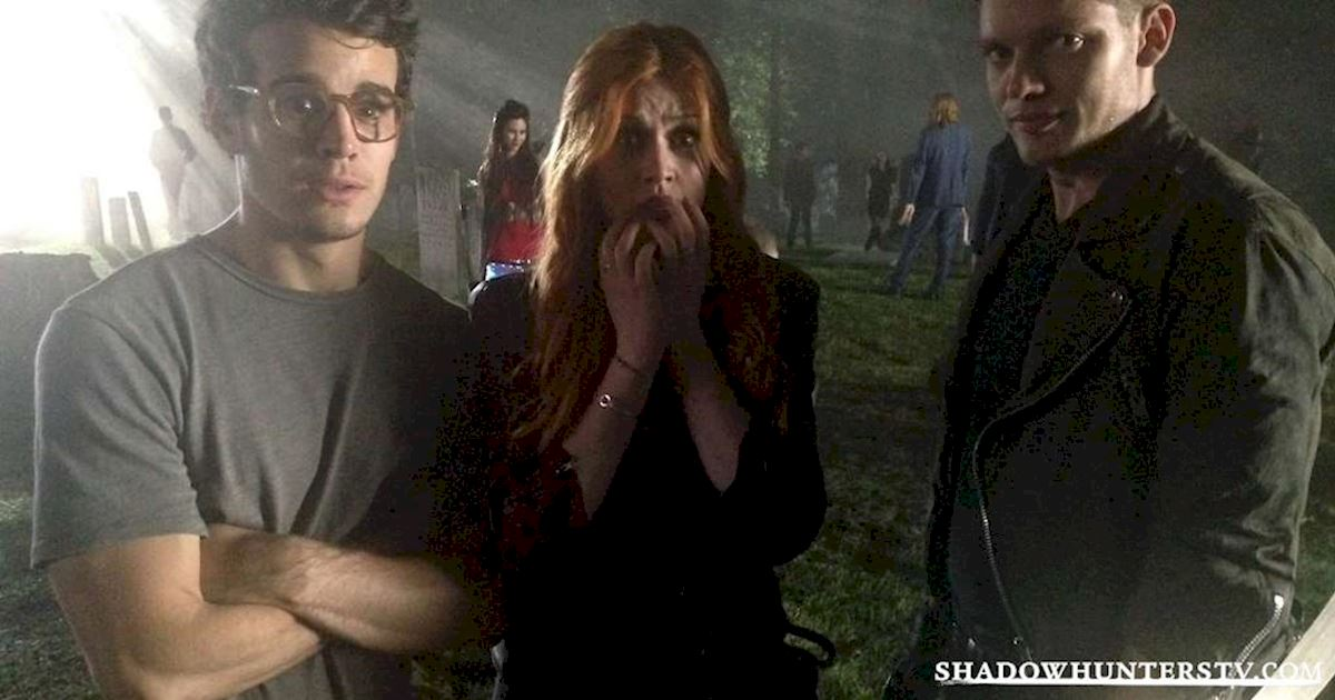 Shadowhunters - What, Exactly, are The Mortal Instruments? - 1008