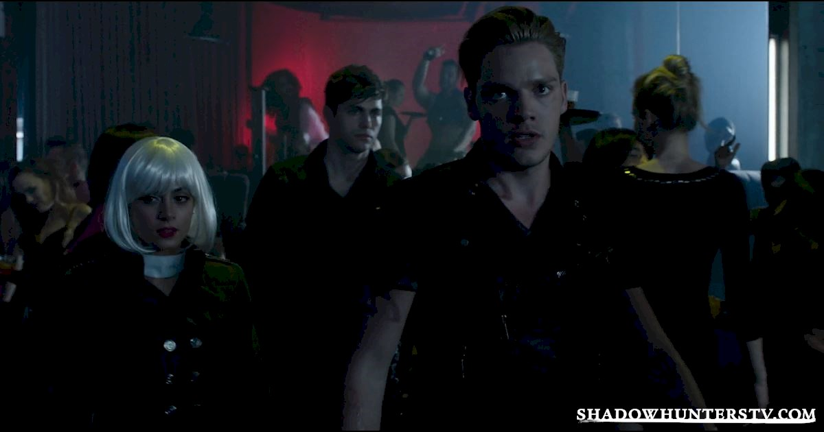 Shadowhunters - [I'M NEW] The Ins And Outs Of Parabatai - 1003