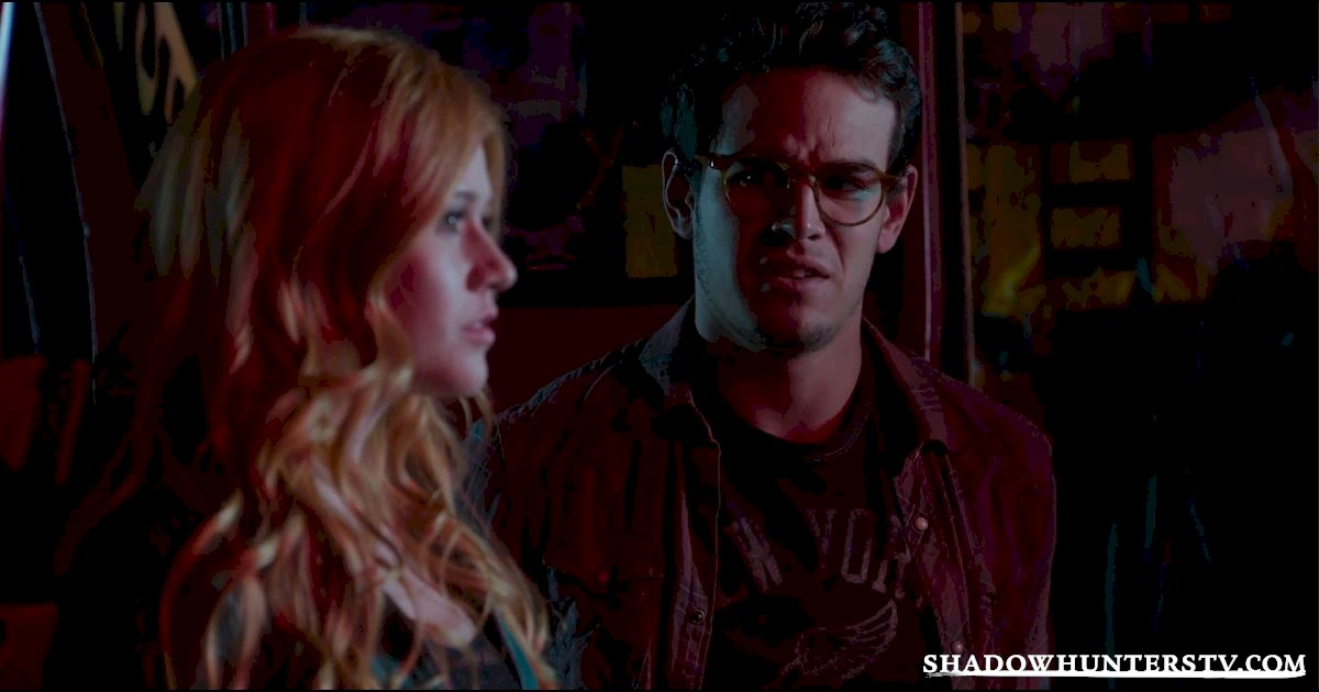 Shadowhunters - [EXCLUSIVE PHOTOS] Shadowhunters On Camera and Off  - 1001