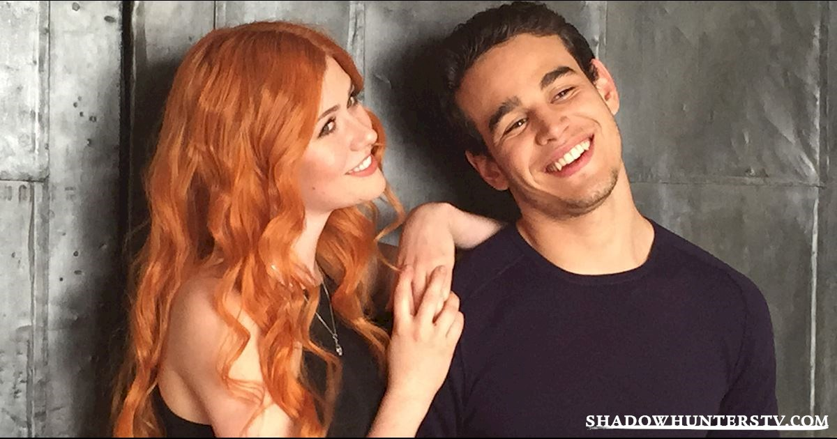 Shadowhunters - 10 Signs Your BFF Is The Simon To Your Clary - 1010