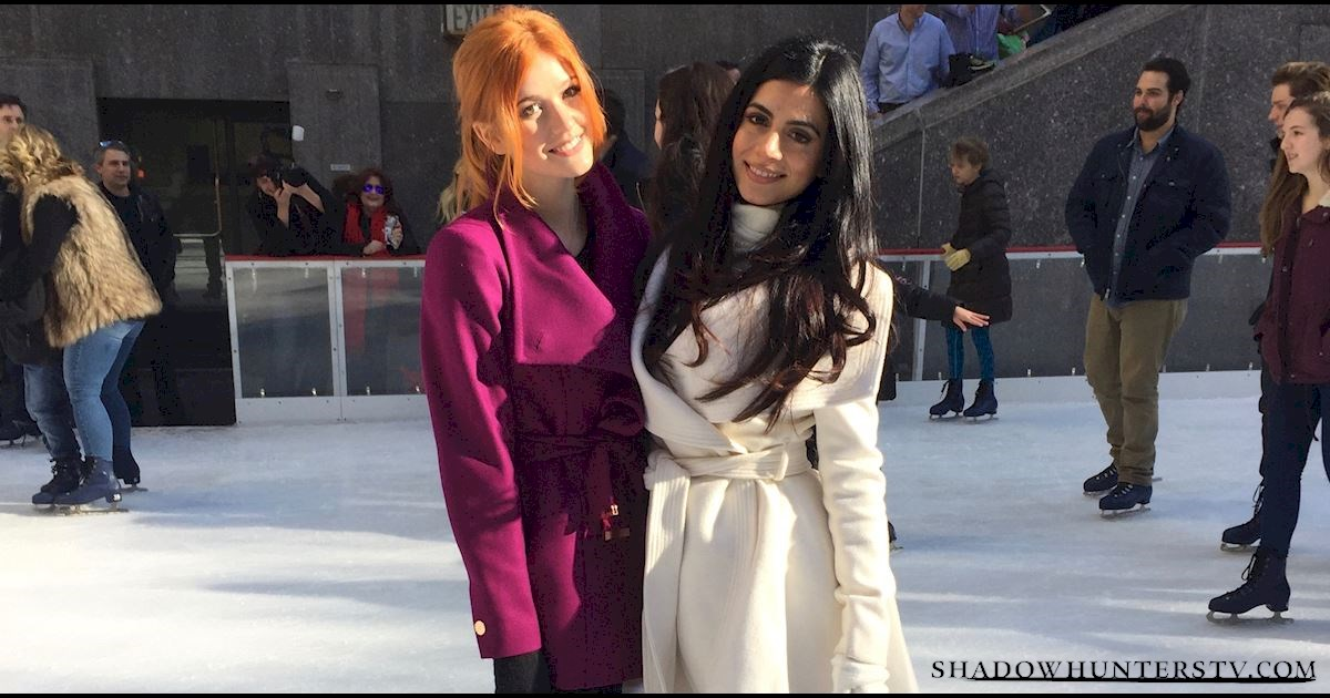 Shadowhunters - Live Blog: A Winter Wonderland with the Shadowhunters Cast - 994