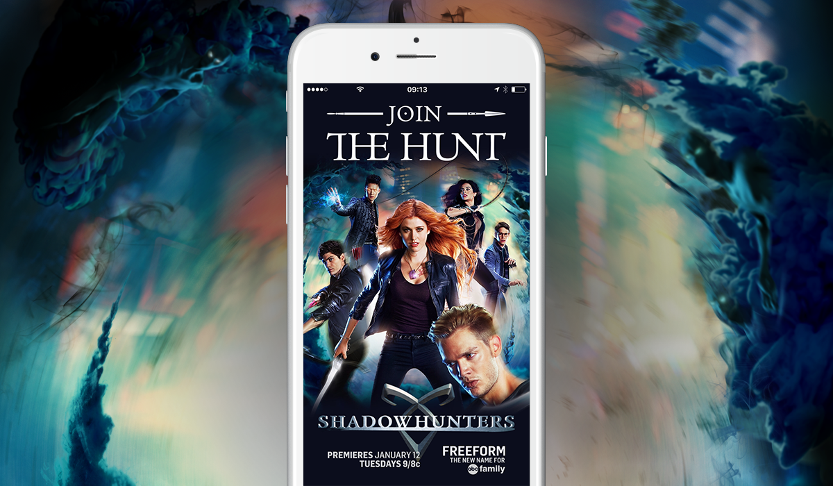 Shadowhunters - Official iOS and Android app launched - Join The Hunt now! - 1002