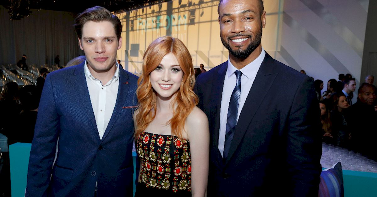 Shadowhunters - The Shadowhunters Cast Were Reunited At The Freeform Upfronts! - 1011