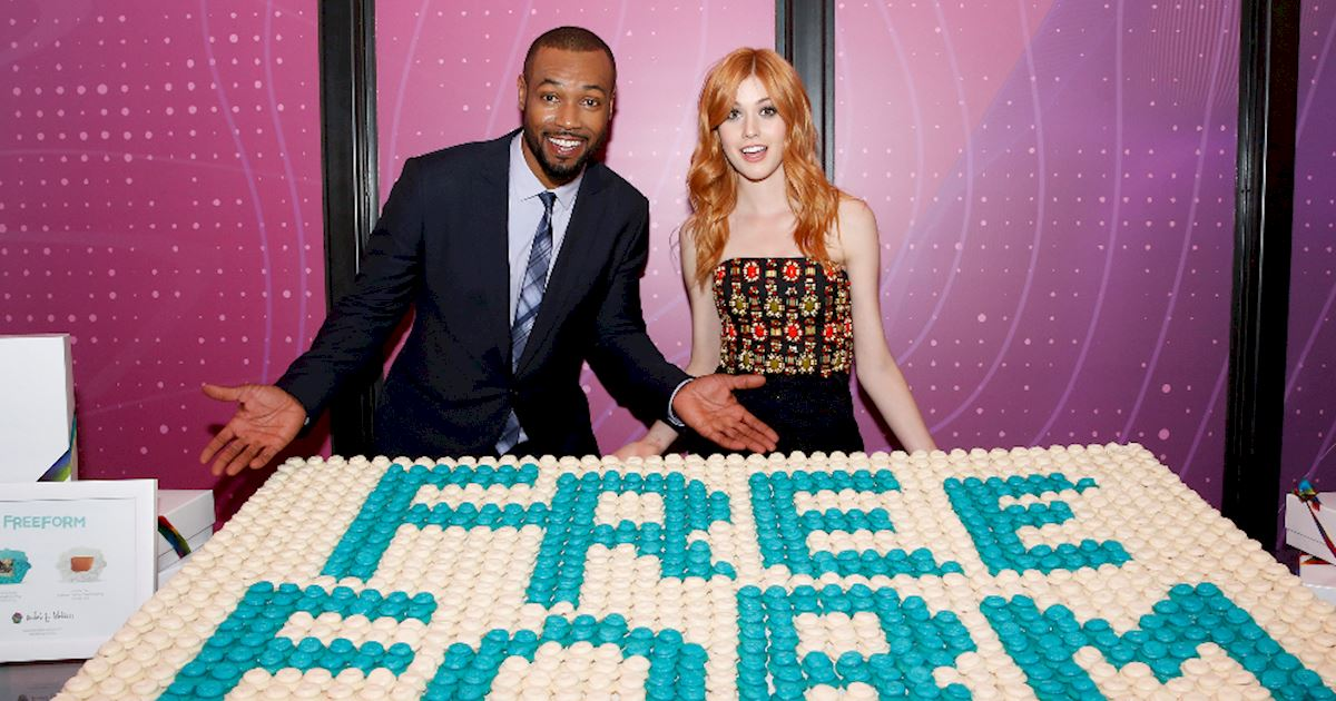 Shadowhunters - The Shadowhunters Cast Were Reunited At The Freeform Upfronts! - 1009