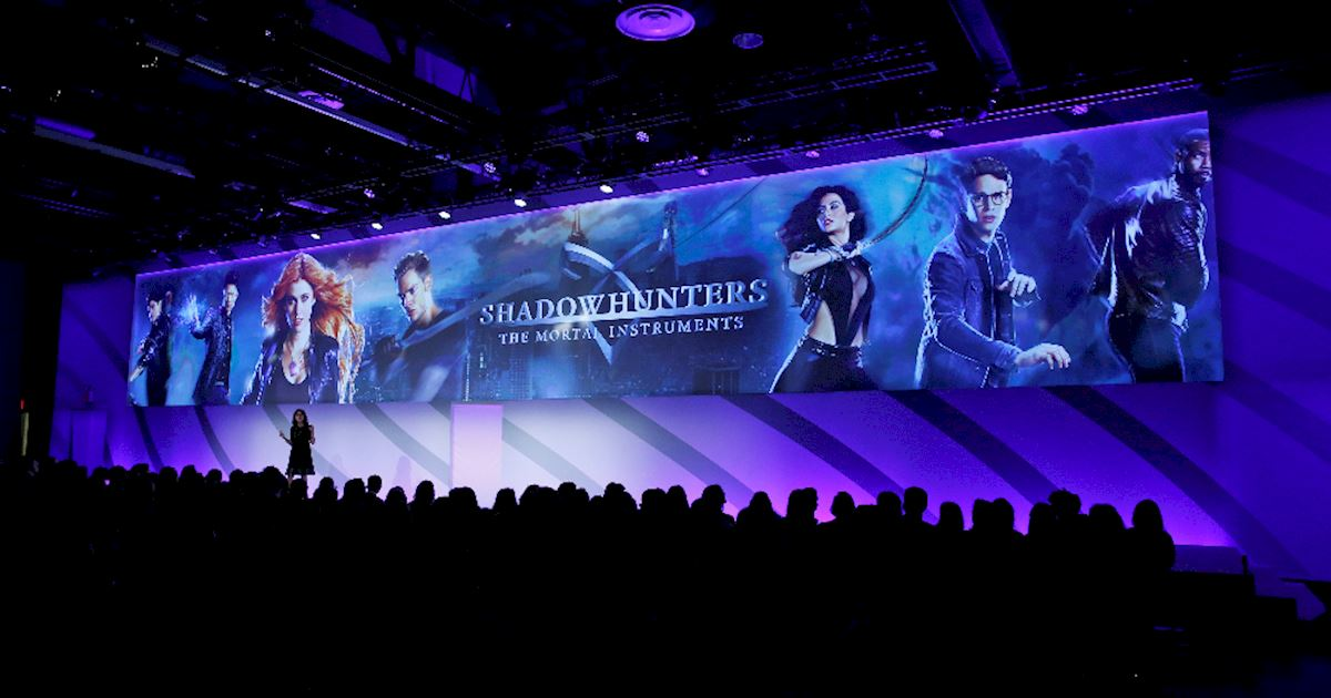 Shadowhunters - The Shadowhunters Cast Were Reunited At The Freeform Upfronts! - 1001