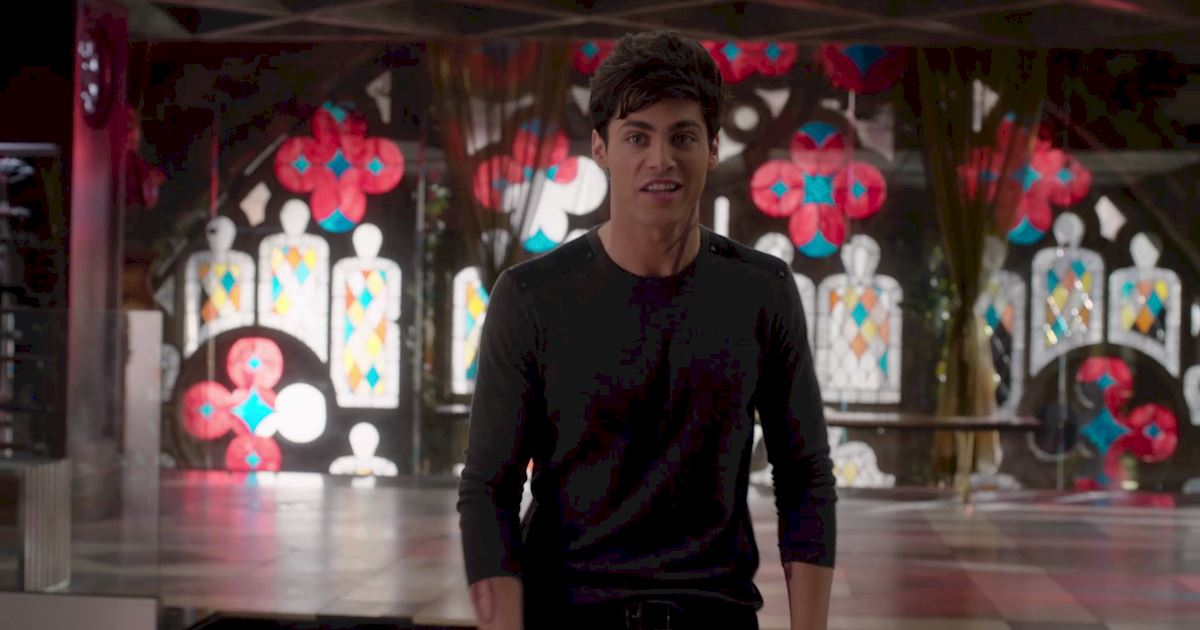 Shadowhunters - 60 Times Izzy And Alec Were Sibling Goals! - 1048