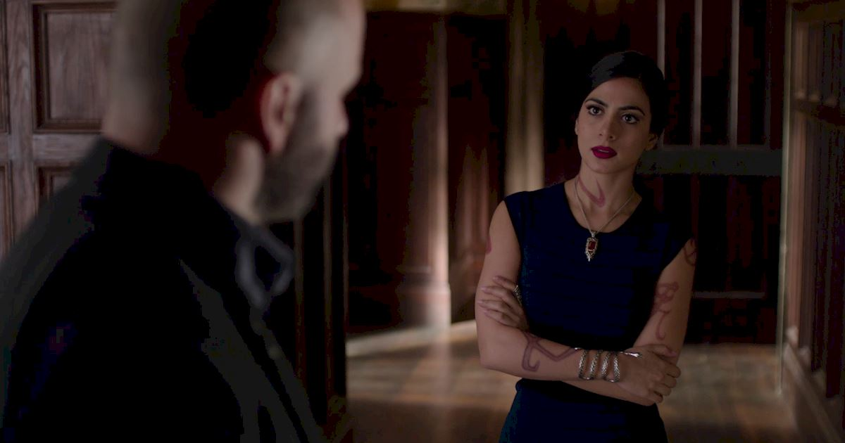 Shadowhunters - 60 Times Izzy And Alec Were Sibling Goals! - 1019