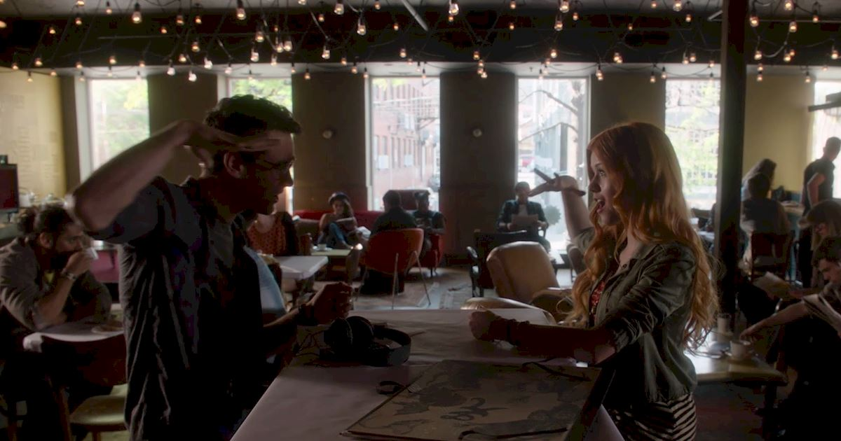 Shadowhunters - 25 Reasons Why Mundane Simon Was An Amazing Friend! - 1003