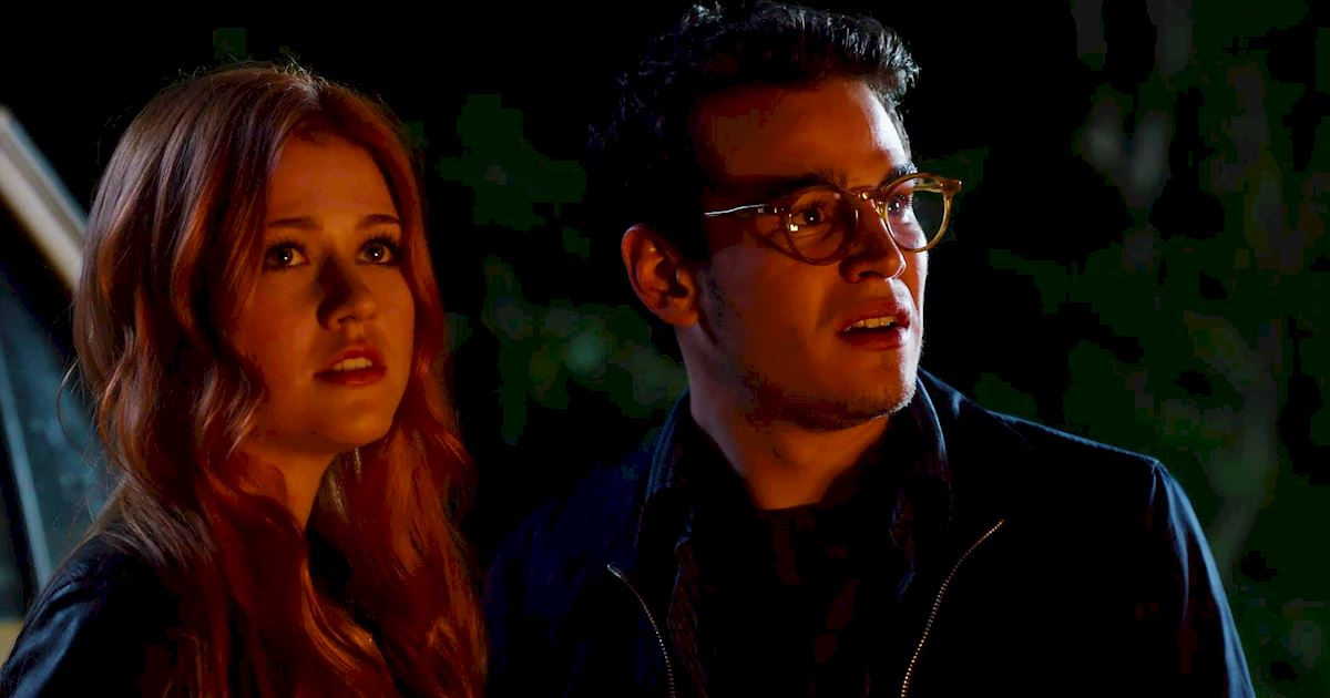 Shadowhunters - 25 Reasons Why Mundane Simon Was An Amazing Friend! - 1013