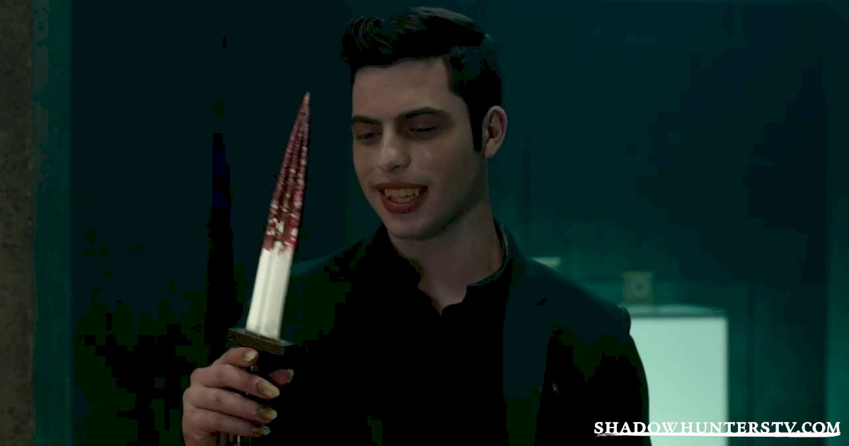 Shadowhunters - 14 Innocent People Who Were Just Trying To Do Their Jobs In The Shadow World! - 1013