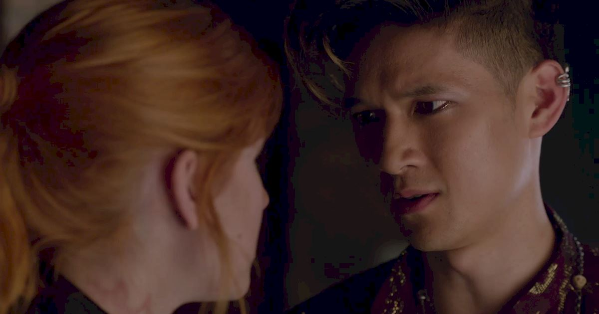 Shadowhunters - The Journey Of Malec Through Season One Is A Total Roller Coaster! - 1014