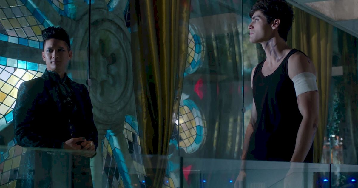 Shadowhunters - The Journey Of Malec Through Season One Is A Total Roller Coaster! - 1026