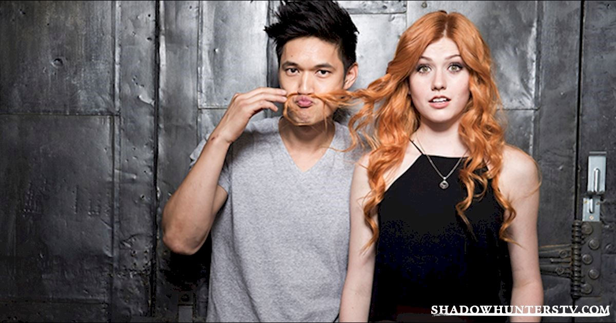 Shadowhunters - Caption This: Harry's New Disguise Isn't Fooling Us! - 1001