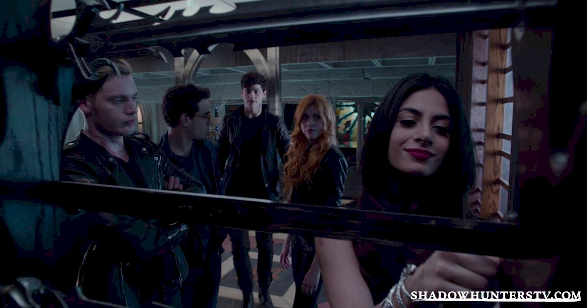 Shadowhunters - 18 Things We Learned From Episode Two! - 1011