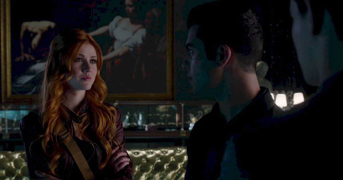 Shadowhunters - 16 Times People Weren't Where They Were Supposed To Be In The Shadow World! - 1011