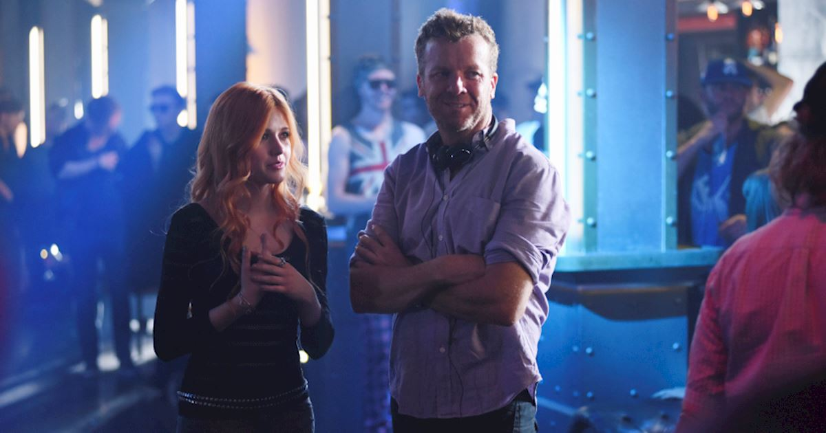 Shadowhunters - Episode 101: Behind The Scenes Photos! - 1004