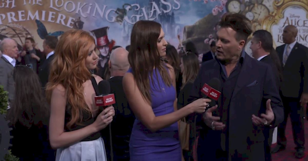 "Shadowhunters - Watch Katherine McNamara Rock The Red Carpet At The ""Alice Through The Looking Glass"" Premiere! - 1010"