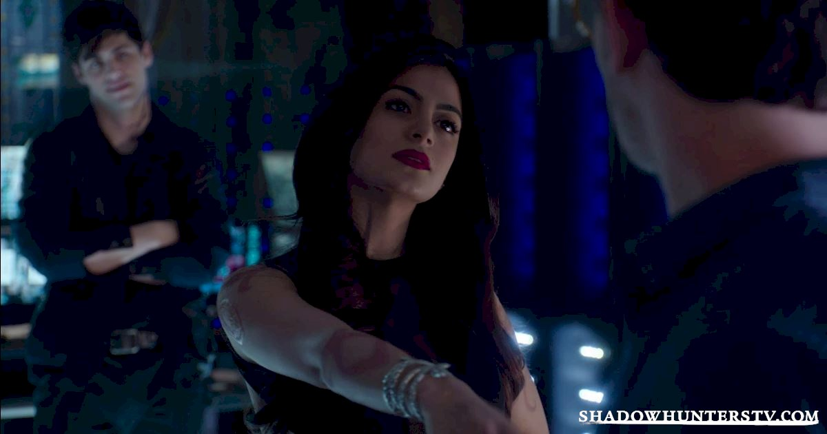Shadowhunters - Episode Two: What You Might Have Missed - 1004