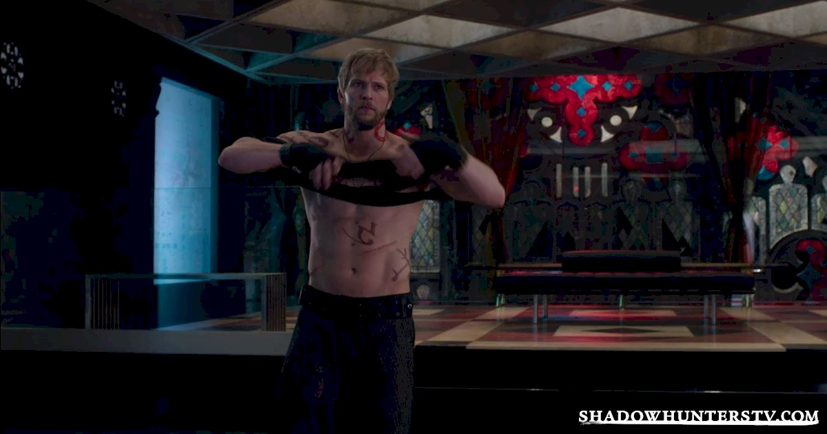 Shadowhunters - Episode Two: What You Might Have Missed - 1006