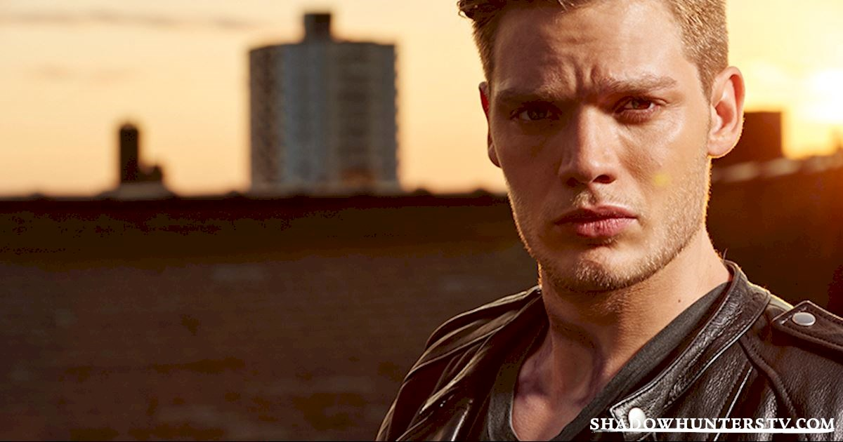 Shadowhunters - [VIDEO] Getting Up Close And Personal: Jace Wayland - 1003