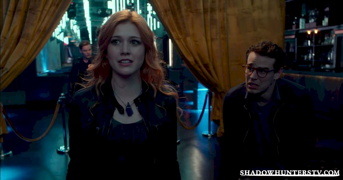 Shadowhunters - Episode Two: What You Might Have Missed - 1008