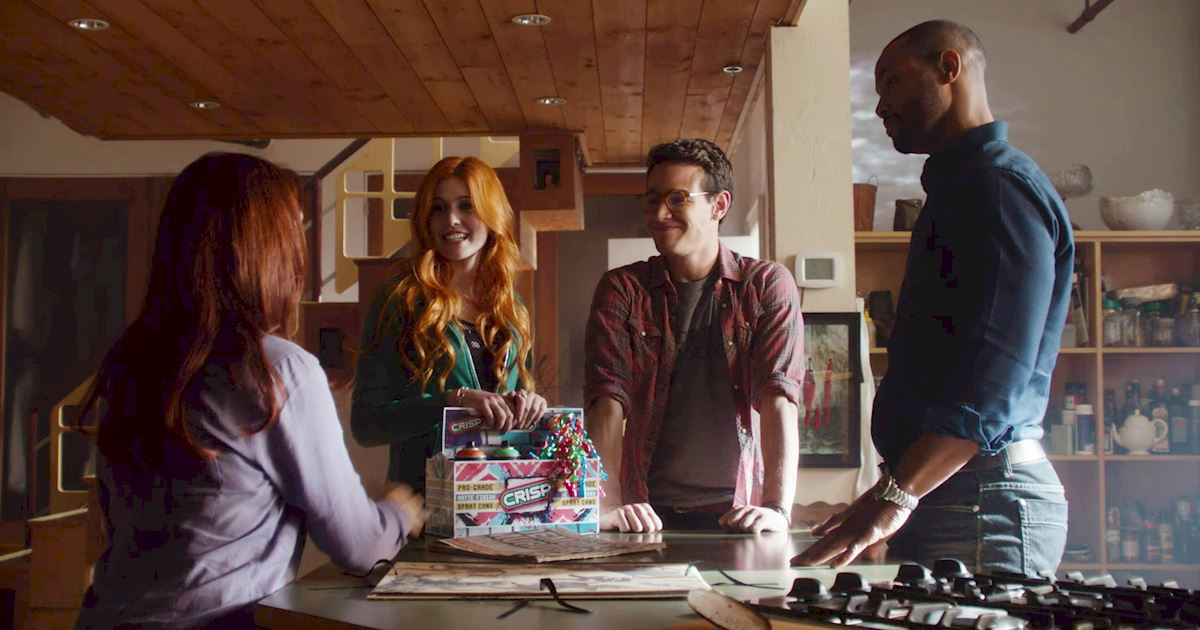 Shadowhunters - 12 Shadowhunters Moments That Got Out Of Hand Real Fast! - 1001
