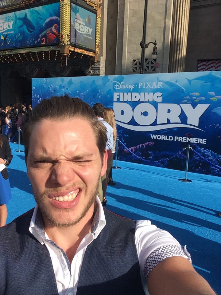 "Shadowhunters - Katherine McNamara Was Working The ""Blue"" Carpet At The Finding Dory Premiere! - 1009"