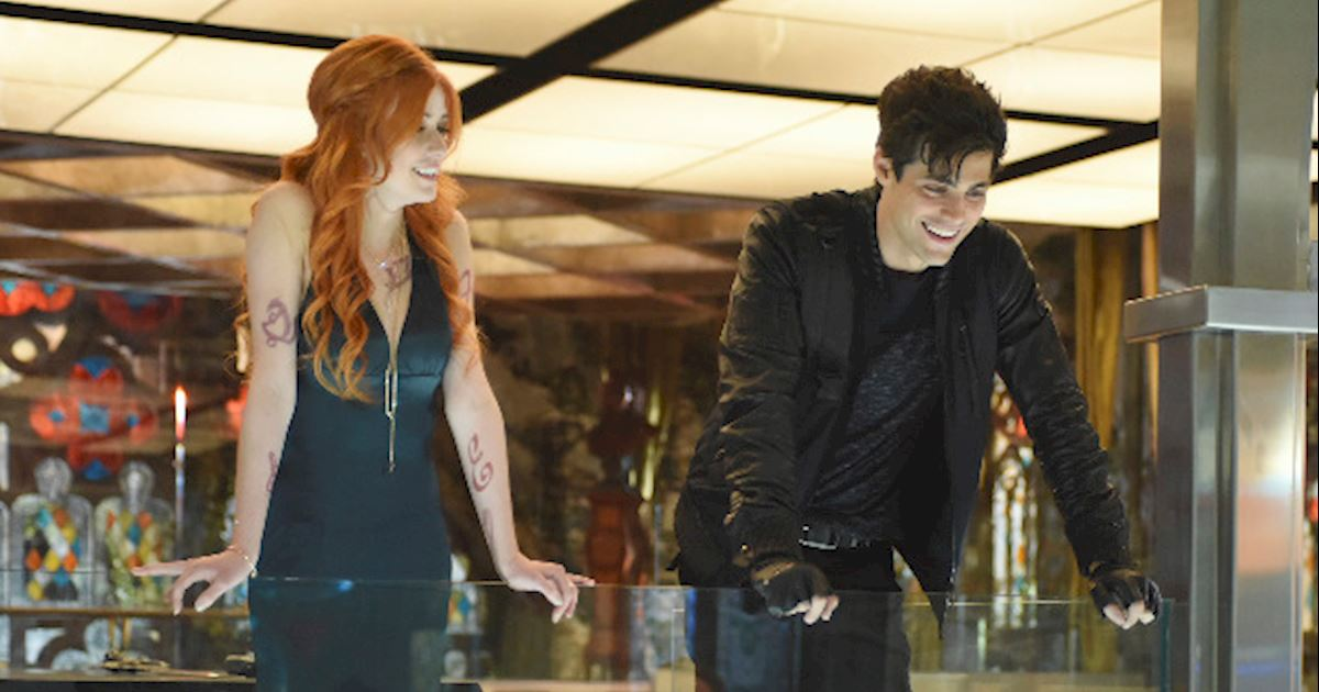 Shadowhunters - Stop What You're Doing And Go Vote For Shadowhunters In The Teen Choice Awards! - 1007