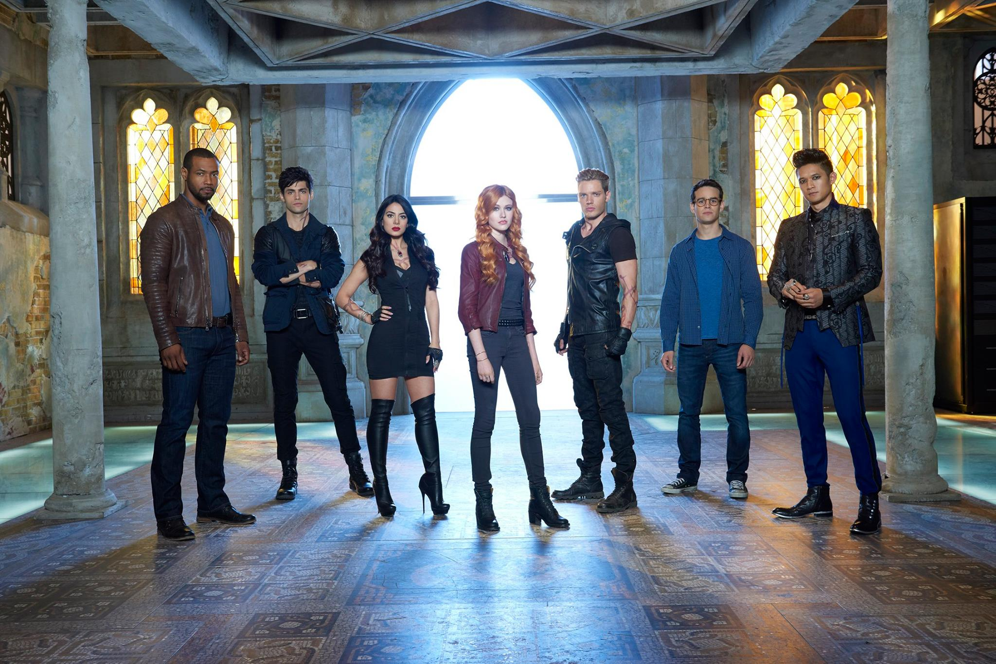 Shadowhunters - Stop What You're Doing And Go Vote For Shadowhunters In The Teen Choice Awards! - 1001