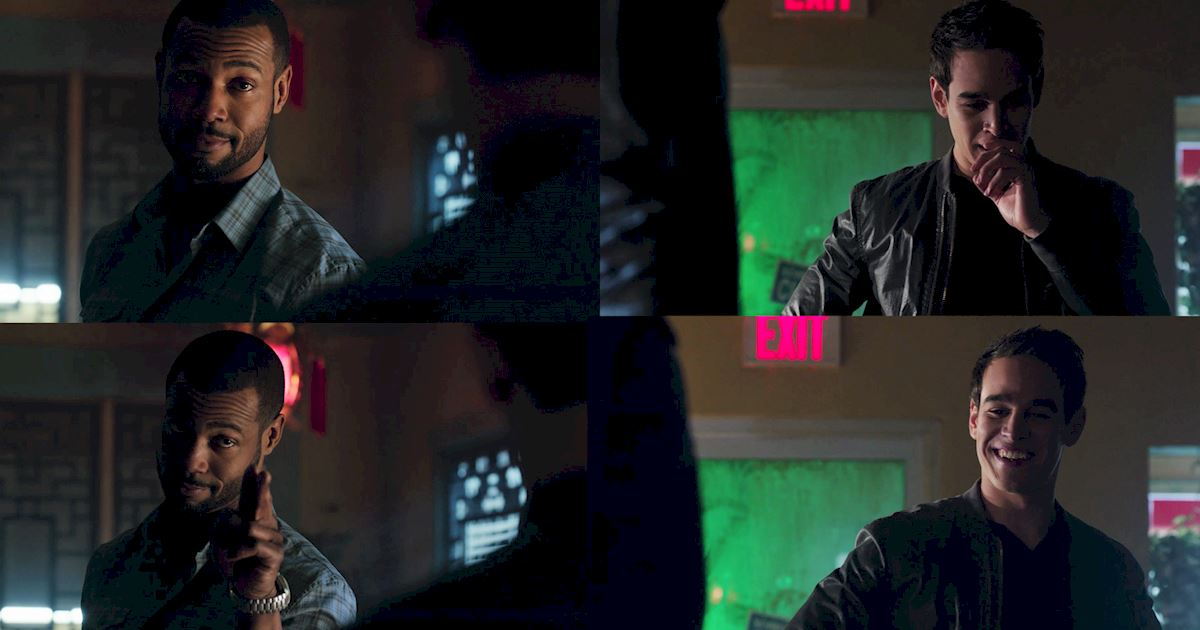 Shadowhunters - 15 Times Luke And Simon Had The Most Beautiful And Pure Bromance! - 1013