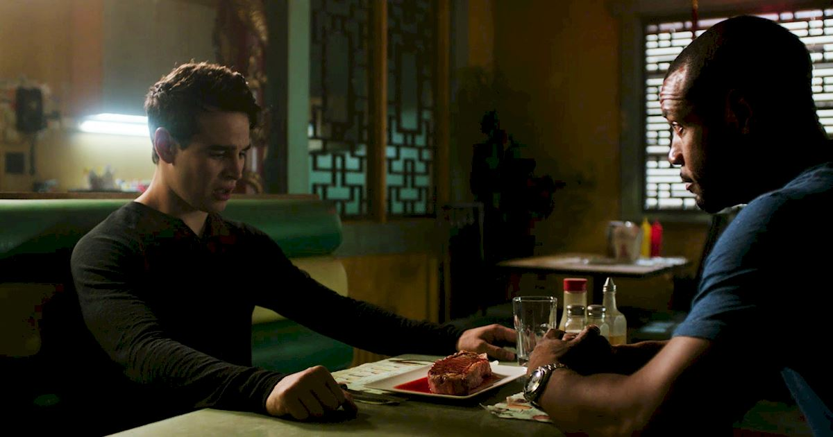 Shadowhunters - 15 Times Luke And Simon Had The Most Beautiful And Pure Bromance! - 1012