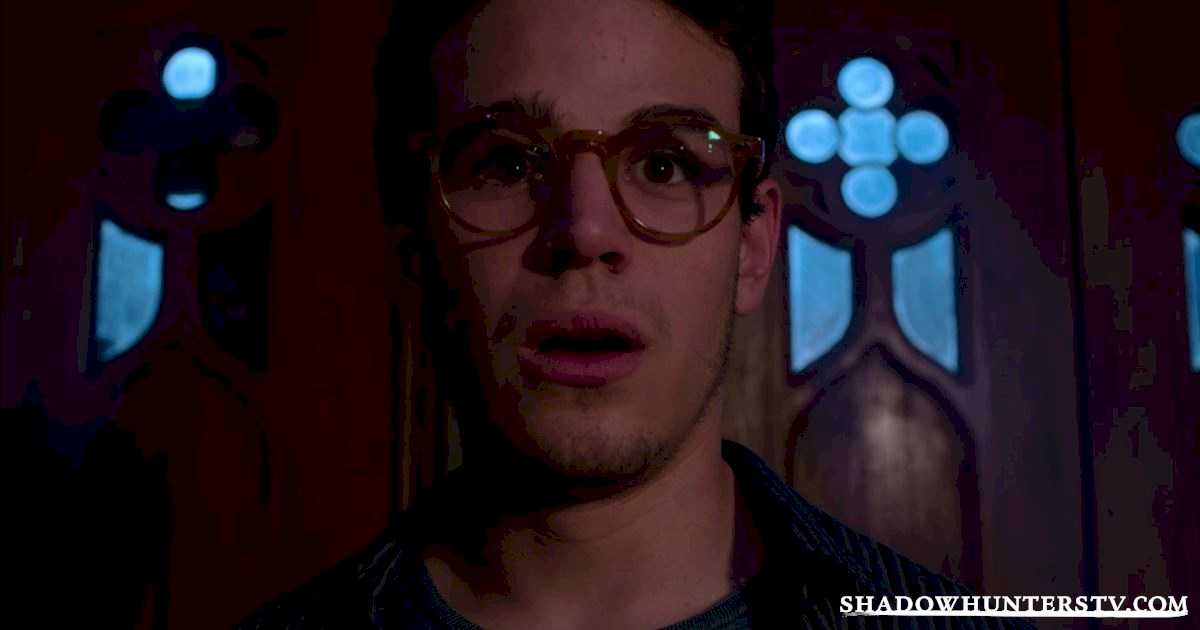 Shadowhunters - Episode Two: What You Might Have Missed - 1001
