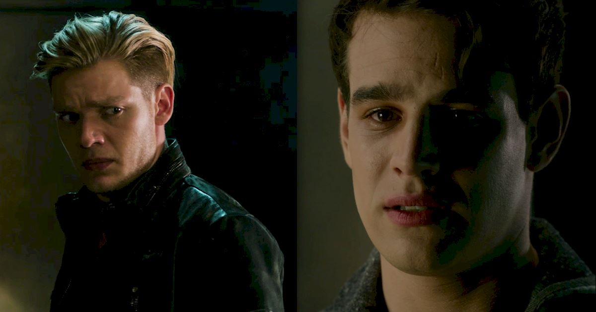 Shadowhunters - Feud Or Friendship? 15 Moments That Defined Jace And Simon's Relationship This Season - 1010