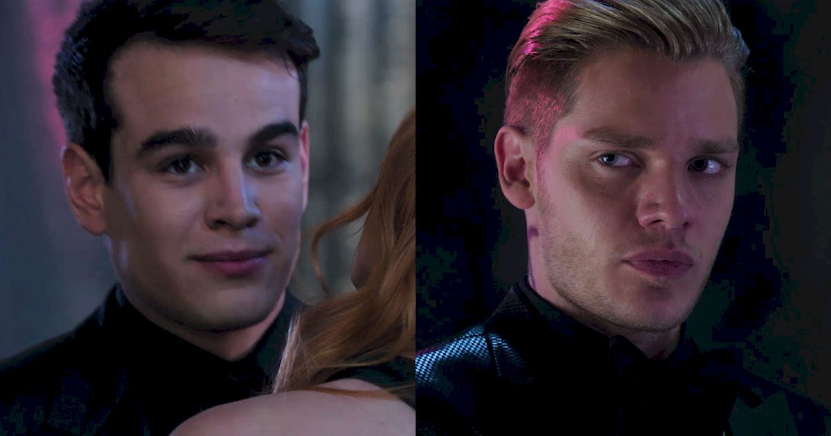 Shadowhunters - Feud Or Friendship? 15 Moments That Defined Jace And Simon's Relationship This Season - 1013