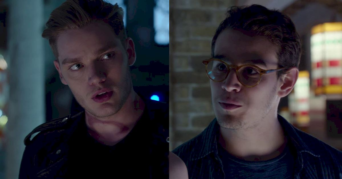 Shadowhunters - Feud Or Friendship? 15 Moments That Defined Jace And Simon's Relationship This Season - 1002